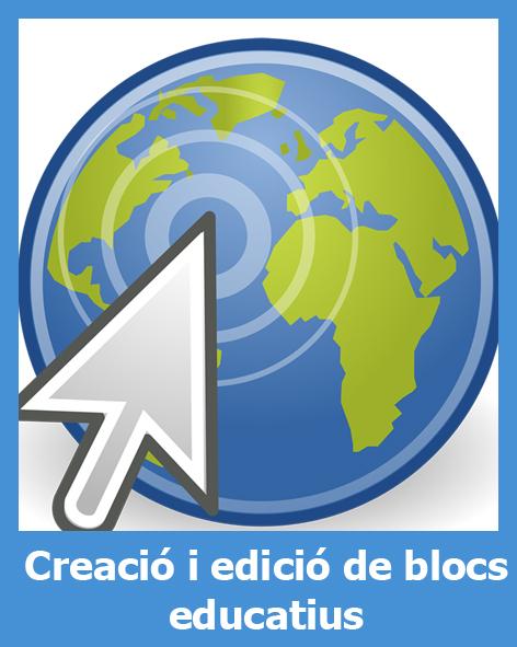 Creació i edició de blocs educatius