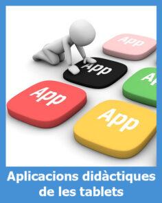 Aplicacions didàctiques de les tàblets a infantil i primària