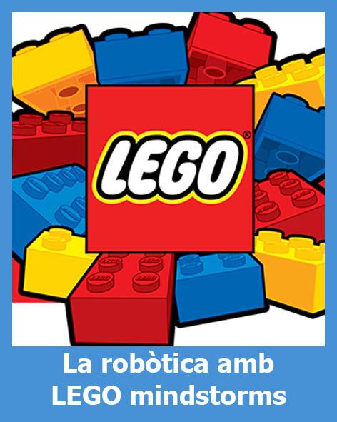 La robòtica amb LEGO Mindstorms – Seminari