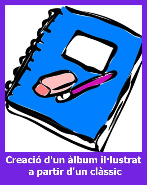 Creació d'un àlbum il·lustrat